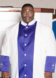 Rev. Louis L. Campbell II